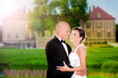 zdjęcia plenerowe ślubne