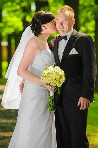 ślub Zielona Góra plener zdjęcia