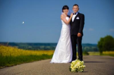 ślub Zielona Góra plener fotograficzny