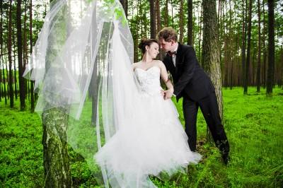 Zdjęcia ślubne plener Grudziądz